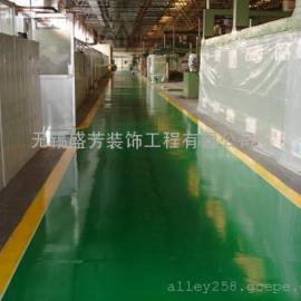 中层(1-3mm)环氧砂浆涂装地坪