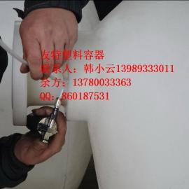 厂家直销北京10吨锥底水箱,天津10立方锥底搅拌桶