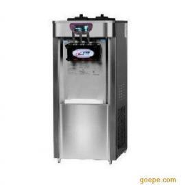 BJ208CB广绅立式冰淇淋机价格优惠 商用雪糕机冰淇淋机