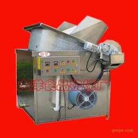 炸锅、电加热油炸机|油水混合油炸机