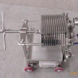 CXAS-1-0.4不锈钢板框压滤机