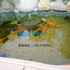 常州市景观鱼池净化水处理
