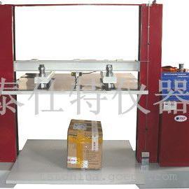 纸箱包装抗压试验机|瓦楞纸箱抗压强度检测|微电脑纸箱抗压