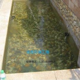 景观鱼池水过滤、鱼塘过滤设备、过滤池技术