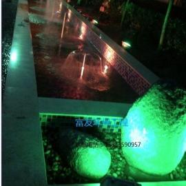 南通市富友景观水池常见的问题、鱼池水净化工程