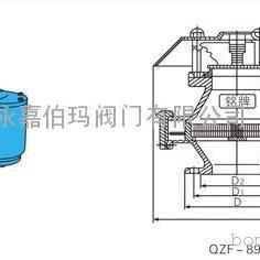 QZF-89型全天候防冻防火呼吸阀