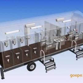 智能型微生物可移动式生态环保厕所