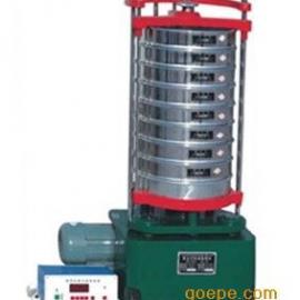 震击式标准振筛机用途