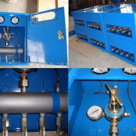 气体工位箱