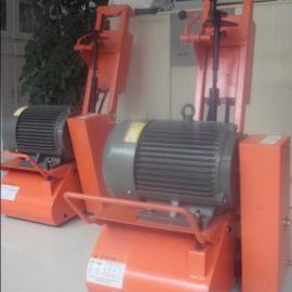 地坪处理、标线清除设备――小型铣刨机