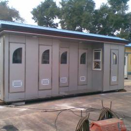 智能坐便式打包移动厕所价格-打包移动公厕厂家