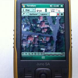 天宝Trimble JunoSA手持GPS定位导航仪