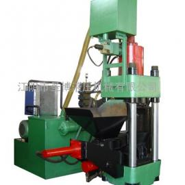 钢屑压饼机 铜屑压块机 铝屑压块机