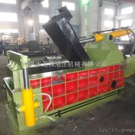Y81-1250金属边角料打包机 铁屑打包机