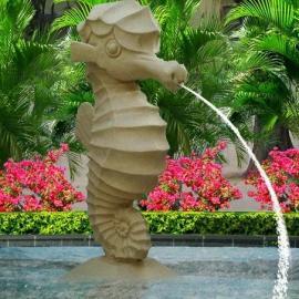 苏州园林雕塑,桂林景区雕塑,都选巨人雕塑