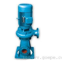 耐励LW型直立式管道排污泵 无堵塞直立式排污泵