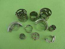 316L材质鲍尔环、拉西环、阶梯环填料