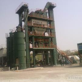 大型沥青混凝土搅拌站拆装