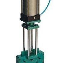 PZ673X气动凸耳式铸钢刀型闸阀/气动浆液阀