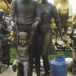 杭州景区雕塑,苏州园林雕塑,上海城市雕塑,尽在巨人雕塑