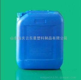 25L双氧水塑料桶30L双氧水专用桶带透气盖塑料桶