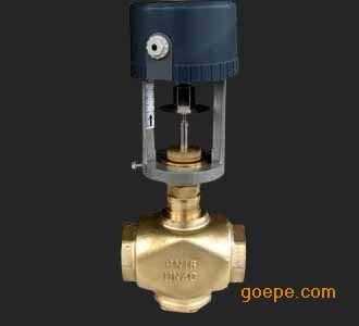 中央空调vb-3200比例积分调节阀,电动二通阀图片