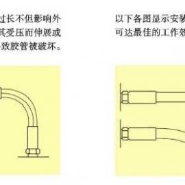 JB 1894-1977 B型扣压式接头芯  现货供应波纹管