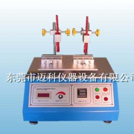 酒精耐摩擦试验机、商标字体酒精耐摩擦试验机