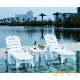 沙滩躺椅,泳池休闲椅,潍坊折叠躺椅厂家直销