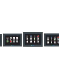 AI-3170S/2010S/3043S分体式无纸记录仪