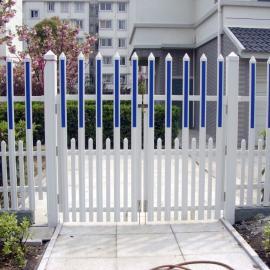 上海塑钢护栏草坪PVC围栏