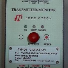 派利斯振动保护器TM201-A00-B01-C00-D00