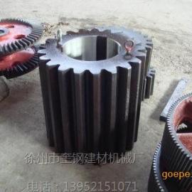 风扫磨煤机小齿轮配件 磨煤机小齿轮