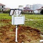 区域土壤墒情监测系统(无线传输)