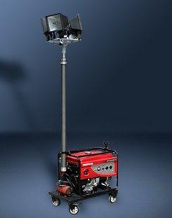移动照明车灯海洋王SFW6110B,抢险应急照明车
