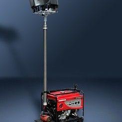 SFW6110B全方位自动泛光工作灯-海洋王照明车SFW6110B价格