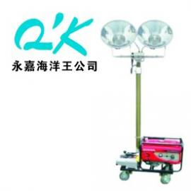 全方位升降工作灯-SFW6110E-海洋王2*150W金卤灯价格