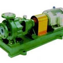IHF型卧式氟塑料离心泵