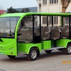 金洲14座电动观光车