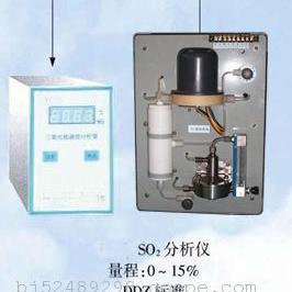 DS-TC二氧化硫分析仪