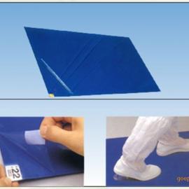 四川成都高粘性粘尘垫蓝色粘尘垫灰色粘尘垫