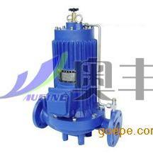 PBG屏蔽管道泵