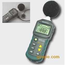 华谊MASTECH MS6700数字式噪音计
