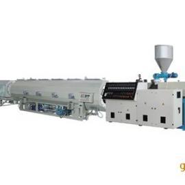 SJZ65/132双螺杆PVC塑料管材设备济南浩明生产