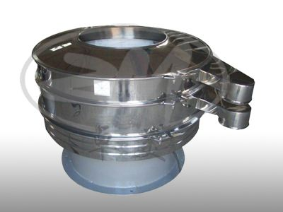 日化筛分设备 振动筛 振荡筛厂家