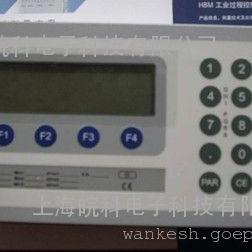 HBM DIS2116数字称重仪表