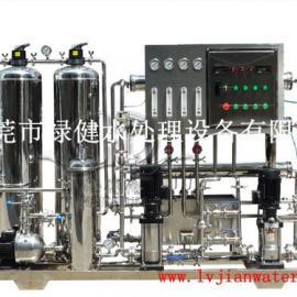 维生素E生产用不锈钢二级反渗透设备 反渗透纯水处理设备