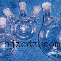 石英烧瓶、石英标口三口瓶、石英标口四口瓶、石英标口K氏瓶