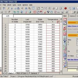 Reliasoft可靠性软件--ALTA模块
