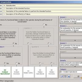 Reliasoft可靠性软件―RCM++模块
